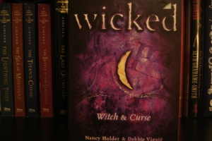 Wicked, book I couldn't read 001