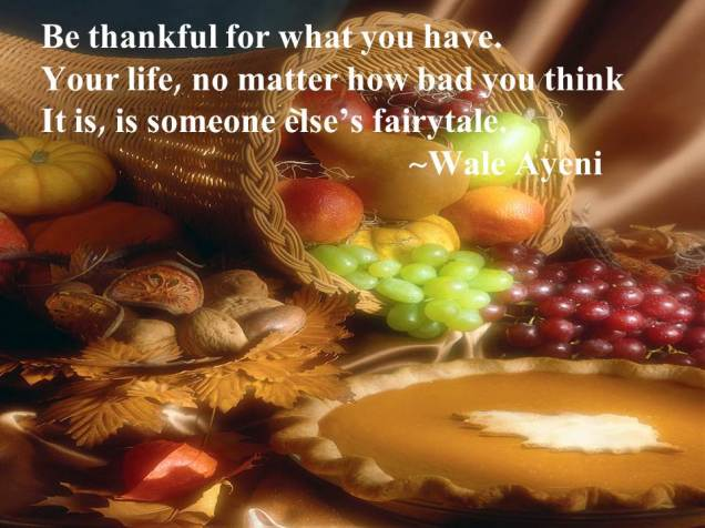 Wishing Everyone a Happy, Blessed Thanksgiving!