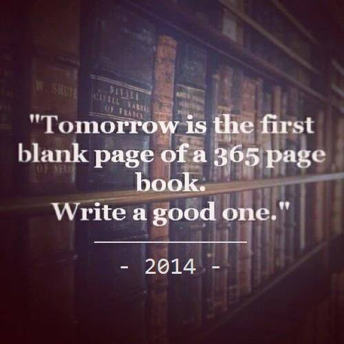 Happy New Year! Perfectly Said!