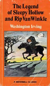 Sleepy Hollow and Rip Van Winkle Cover