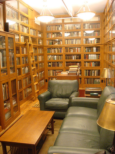 Another Beautiful Library