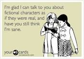 Fictional Characters quotes