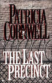 P cornwell book cover 2