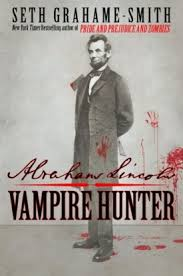 Abraham Lincoln Vampire Hunter Book Cover