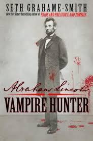 Abraham Lincoln Vampire Hunter Book Cover