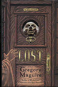 Lost book cover