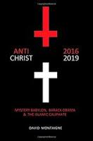 Anti-Christ Cover David Montiagne