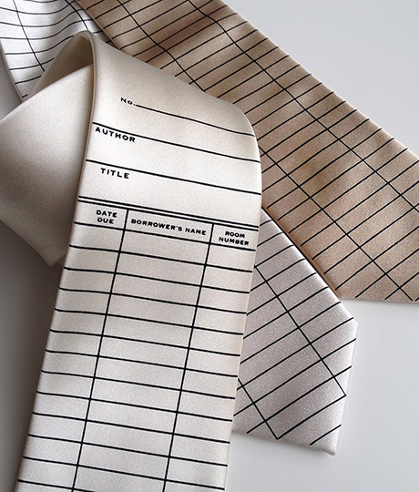Due Date Neck Tie