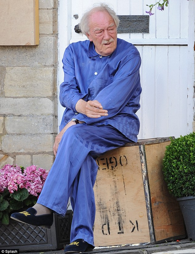 Michael Gambon The Casual Vacancy