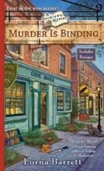 Murder is binding Cover Image