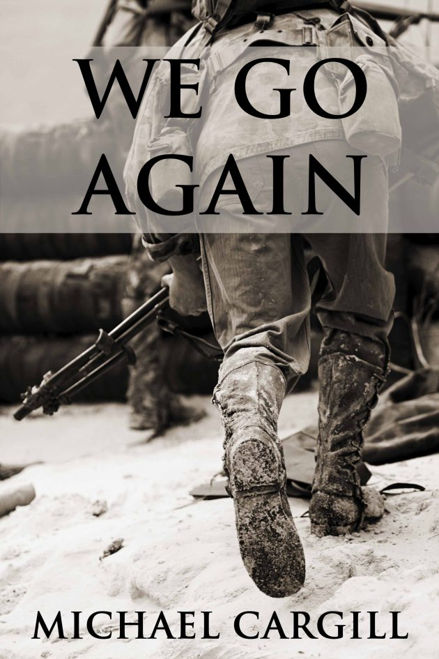 We Go Again Cover Image