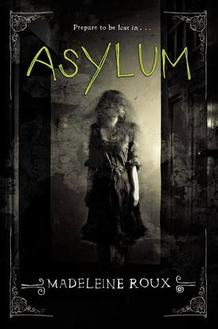 Asylum book cover