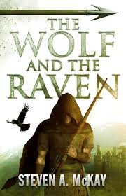 The Wolf and the Raven Cover Image