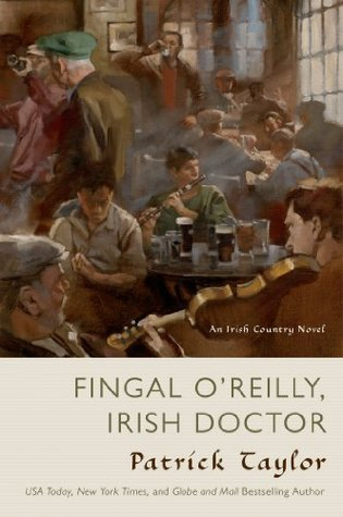 Fingal O'Reilly, Irish Doctor Cover Image