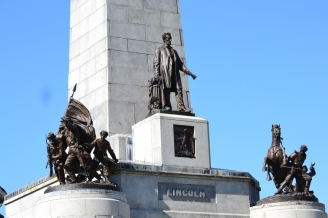 Lincolns Tomb and War Memorials 4-30-2015 003