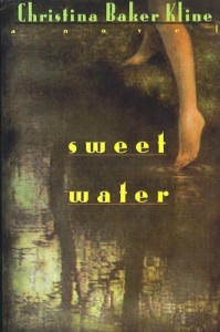 image from: http://christinabakerkline.com/novels/sweet-water/