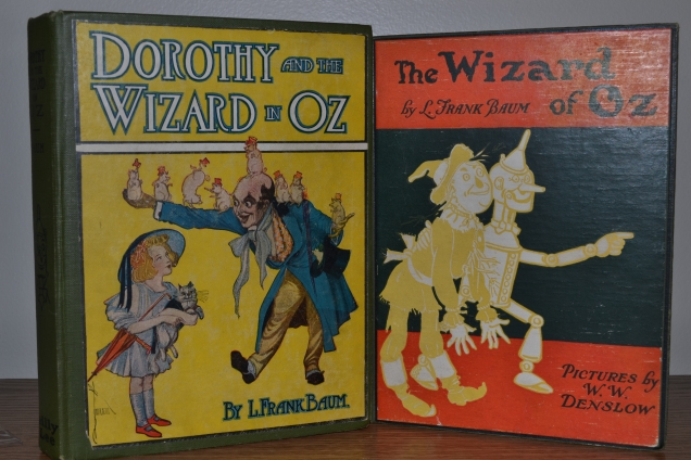 Wizard of Oz Books 11-18-2013 020