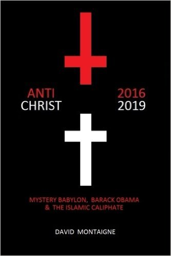 THe Antichrist Book Cover