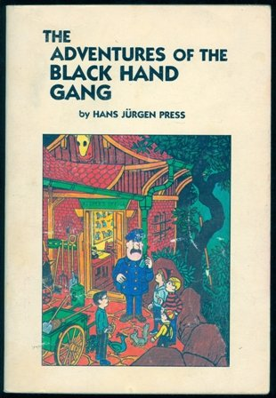 Adventures of the Black Hand Gang Cover Image