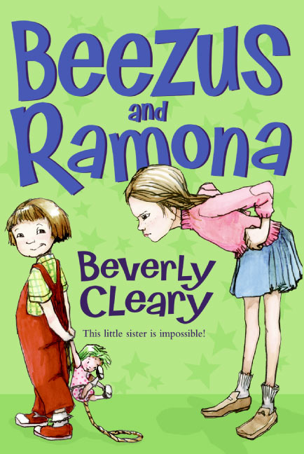 Beverly Cleary Cover Image