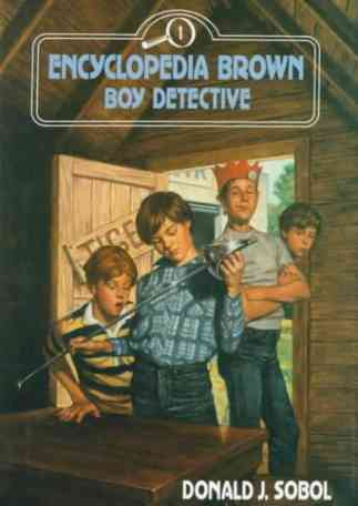 Encyclopedia Brown Cover Image