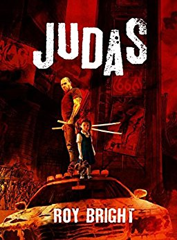Judas Book 1 cover image Roy Bright