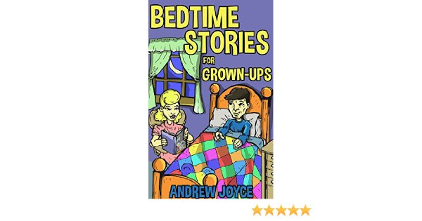 Bedtime Stories for Grown-ups cover image