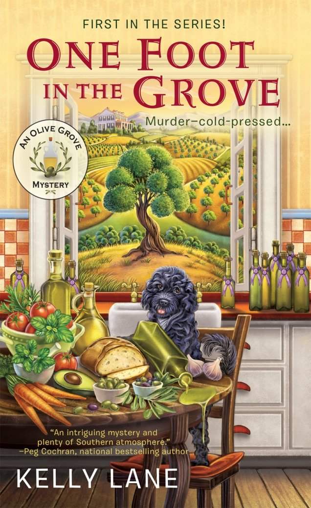 One Foot in the Grove cover image