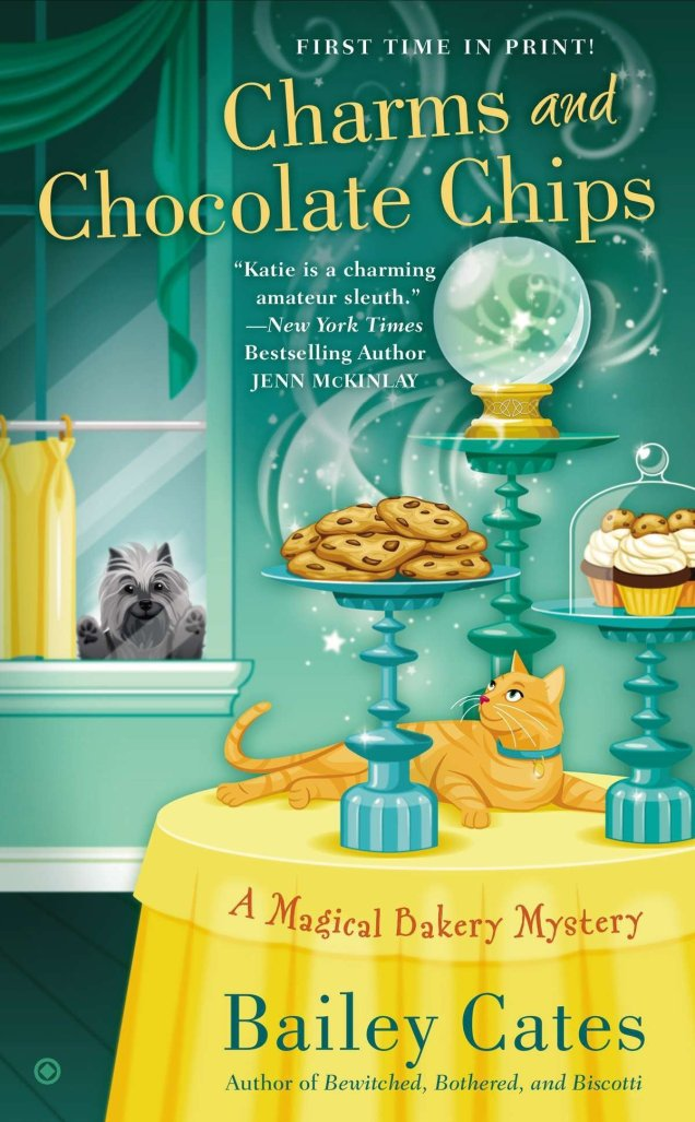 Charms and Chocolate Chips cover image