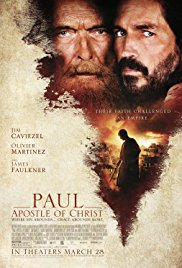 Paul, Apostle of Christ Movie Image