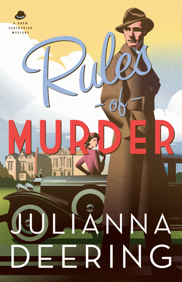 Rules of Murder cover image