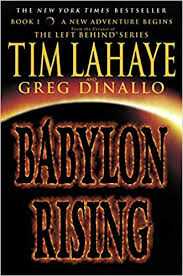 Babylon Rising cover image
