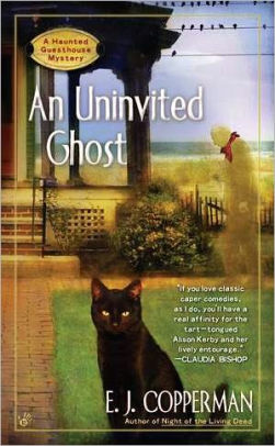 an uninvited ghost cover image